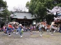 渡瀬の獅子舞